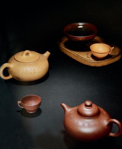 收藏:与茶有关