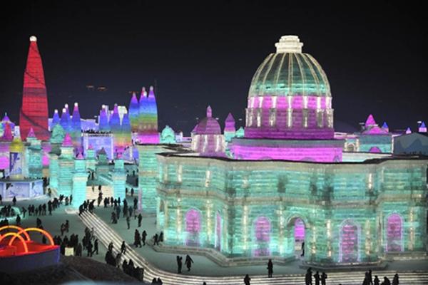 2018哈尔滨国际冰雪节