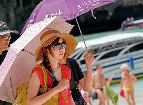 淡看中国出境旅游人数过亿