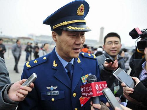 空军指挥学院-朱和平 钓鱼岛命名问题上没有什么客气可讲