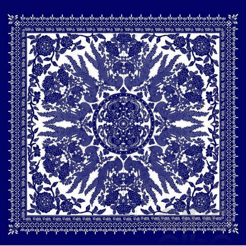 蓝印花布印染技艺