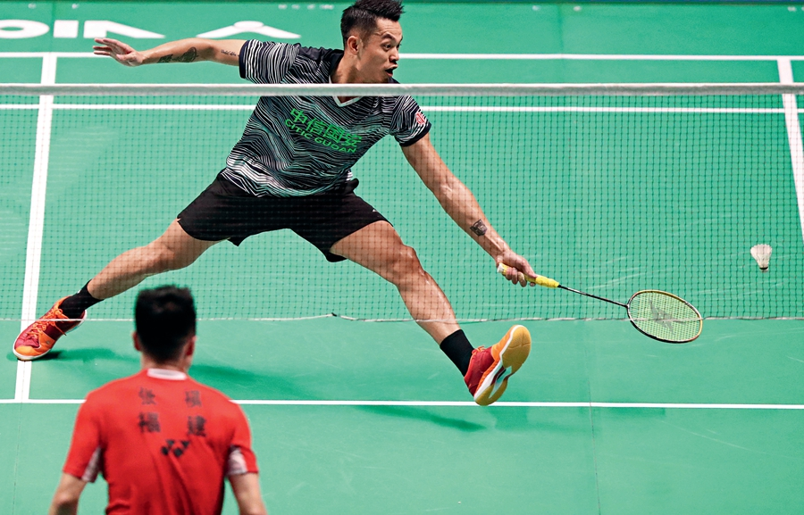 badminton a china dominated sport