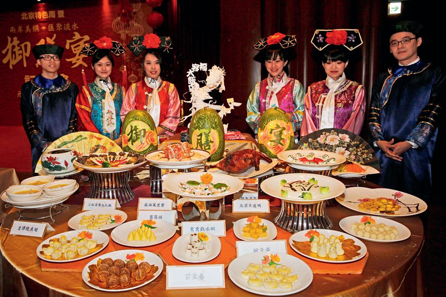 Shandong Cuisine Favored In Imperial Kitchen