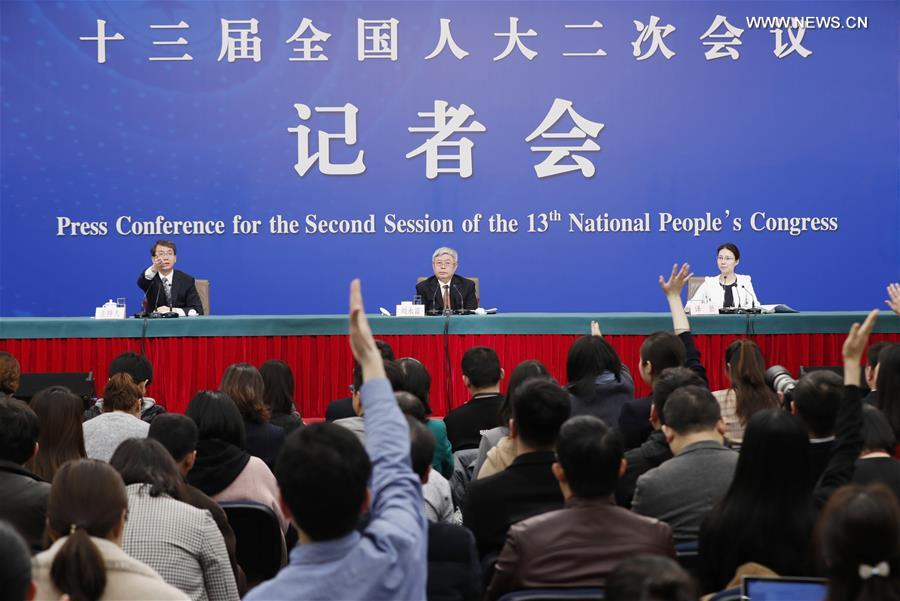Press conference on country's battle against poverty held