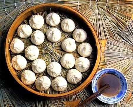 Nanxiang Steamed Bun