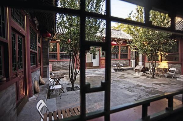 Siheyuan, la maison traditionnelle chinoise à cour carrée