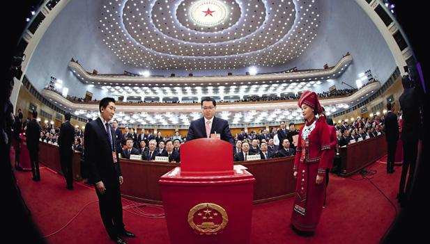 Comprendre Le Pouvoir Legislatif Chinois