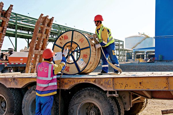 Chinese Projects Bring New Opportunities to Aktogay in