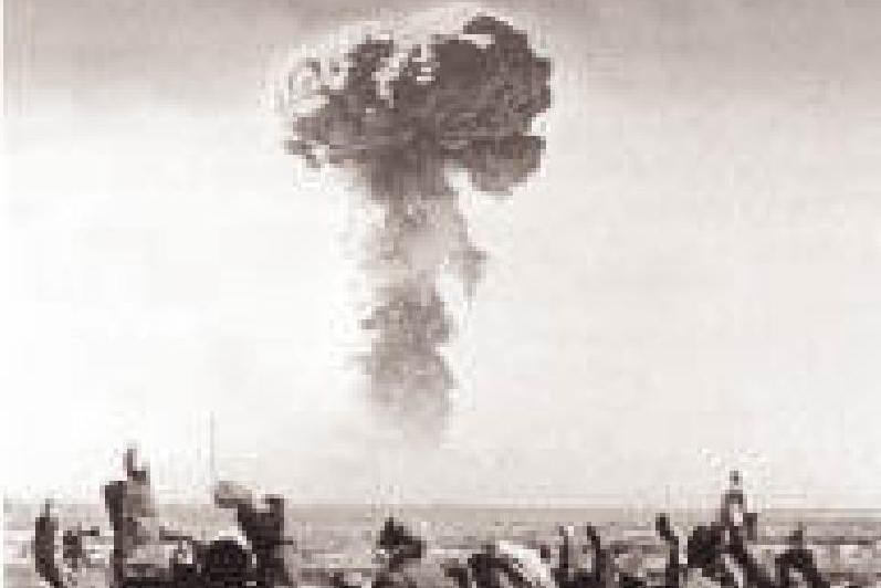 a history and creation of first hydrogen bomb Explore carleen sieggreen's board nuclear bombs-man's horrible creation on  about nuclear bomb, bombshells and history  its first hydrogen bomb.