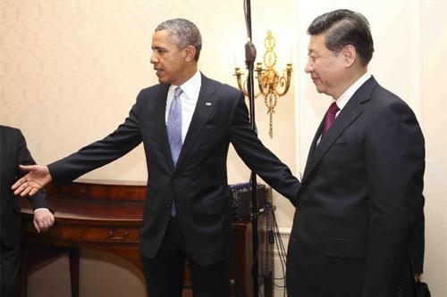 Rencontre obama jinping